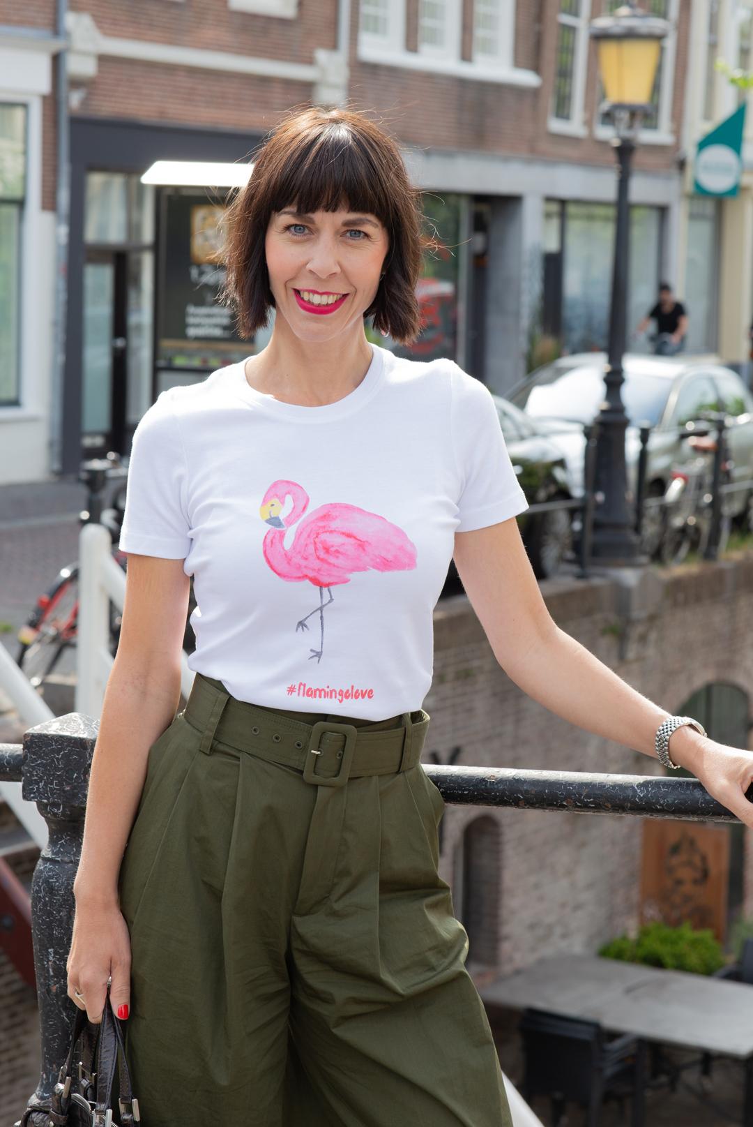 Flamingolove 2019 mein eigenes designtes T-Shirt