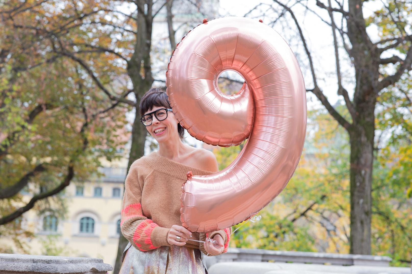 Stilfrage feiert Geburtstag