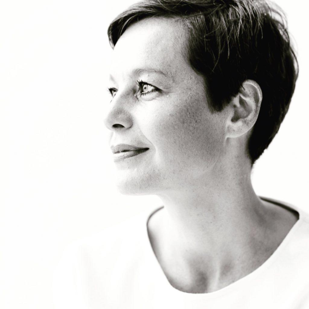 Margit Dittrich Gründerin des Frauennetzwerkes Frauen Verbinden ist ein Teil der Messe München