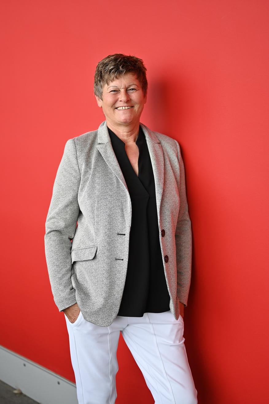 Karin Danner Frauenfussball Managerin FC Bayern FCB DFB