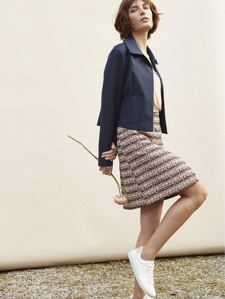 Nachhaltige Label frischmut, Kleidung Lindau Fashion Shooting